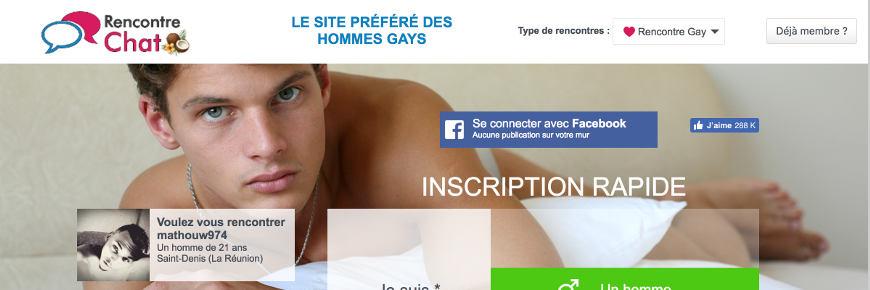 Rencontre gay 974
